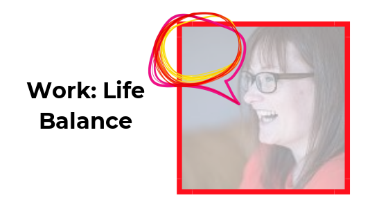 What is work life balance?