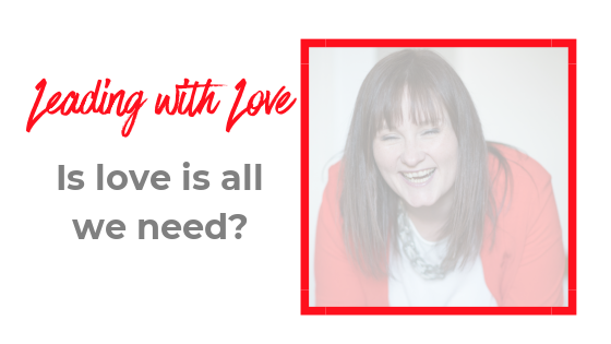 Is love all we need?