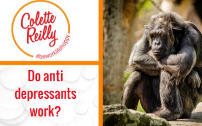 Do anti depressants work?
