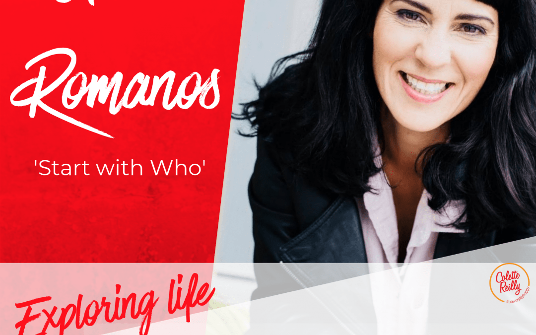 Episode 004: Start with Who with Annie Romanos